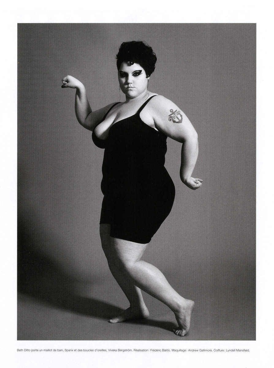 Beth Ditto Nude Photos 24